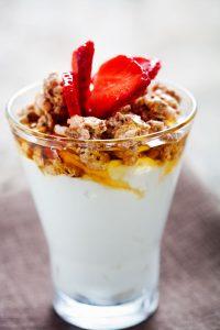 Präparate für Frozen Yogurt e Softeis