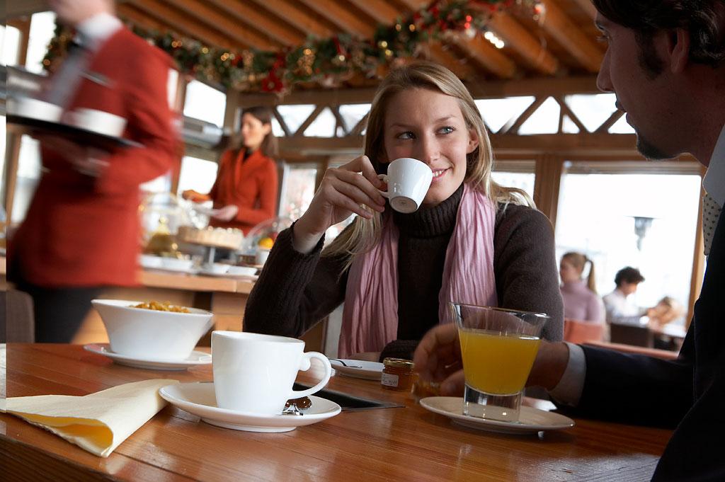 Bevande calde per la colazione di qualità