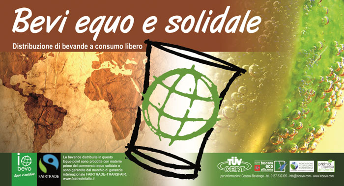 Concentrati per bevande Fairtrade