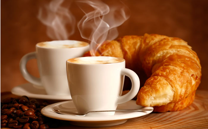 Soluble products for hot beverages for breakfast io buono®