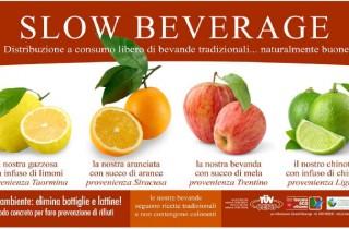 Slow beverage, free beverage