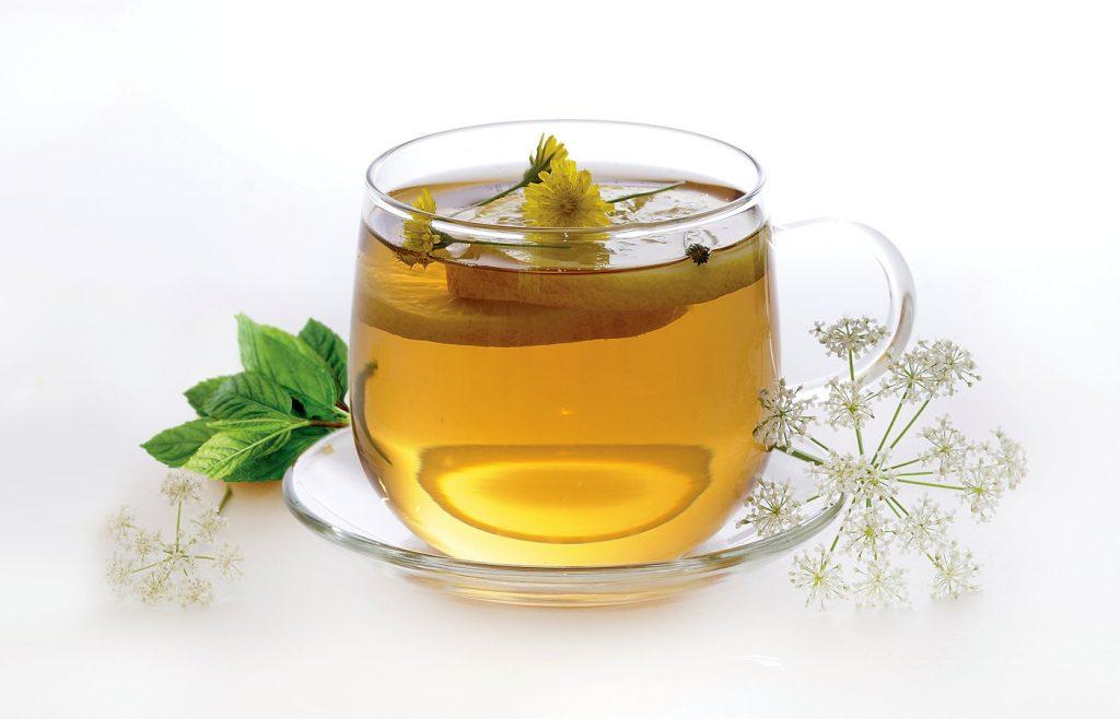 Травяные чаи Ti Sana