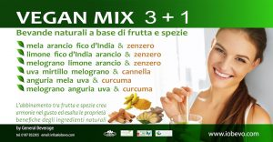 Format Vegan Mix 3 + 1