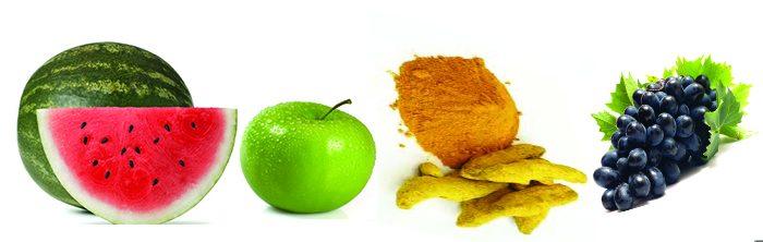 vegan mix 5 anguria mela uva e curcuma 710x222