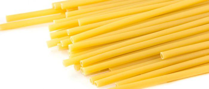 Cannucce di pasta: il contributo dei cocktail al plastic free