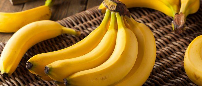 I 5 benefici della banana