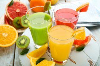 Succhi, bibite e bevande alla frutta: sai leggere l'etichetta?
