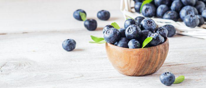 5 Buoni Motivi per consumare Mirtilli con regolarità