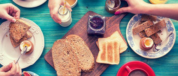 5 buoni motivi per non saltare la colazione